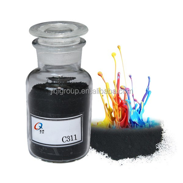 Pigment carbon black C311 Soot carbon from coal tar