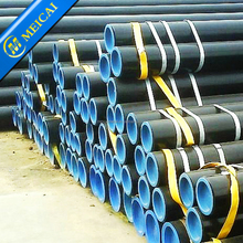 mild steel piping seamless steel pipe sch40 a53b black steel seamless pipe