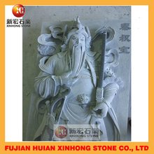 Pale greeen factory price statue relief wall sculpture