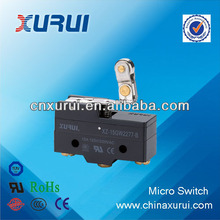 ABS plastic 15A/250VAC UL&RoHS roller lever type tactile button cherry switch electric appliance