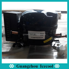 DC 12v 24v Fridge Refrigerator Compressor for R134a Gas