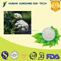 free sample 100% natural Osthole /Common Cnidium Extract Fructus Cnidii Extract(SHE CHUANG ZI)