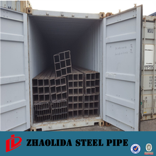 steel pipe ! steel pipe astm a53 iron square tube with great price en 10219 s275j2h square tube with flow chart erw