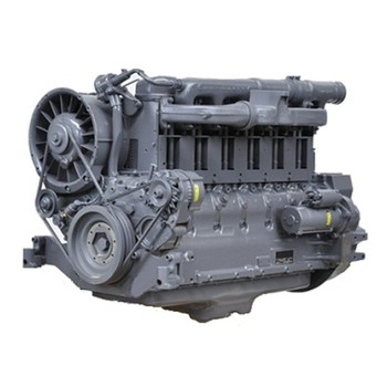 Air cooling 115HP Deutz F6L914 engine use for generator set