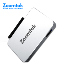 Zoomtak H8 S905X Android 6.0 H.265 4K quad-core 2G/8G Android mini pc