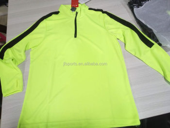 Wholesale sportswear mens tracksuit sportswear soccer training shirt