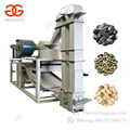 Good Carthamus Seeds Dehulling Shelling Pumpkin Melon Watermelon Seeds Hulling Line Hemp Sunflower Seed Shell Removing Machine