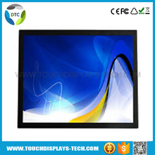 17 inch Resistive touch screen lcd display monitor for industrial