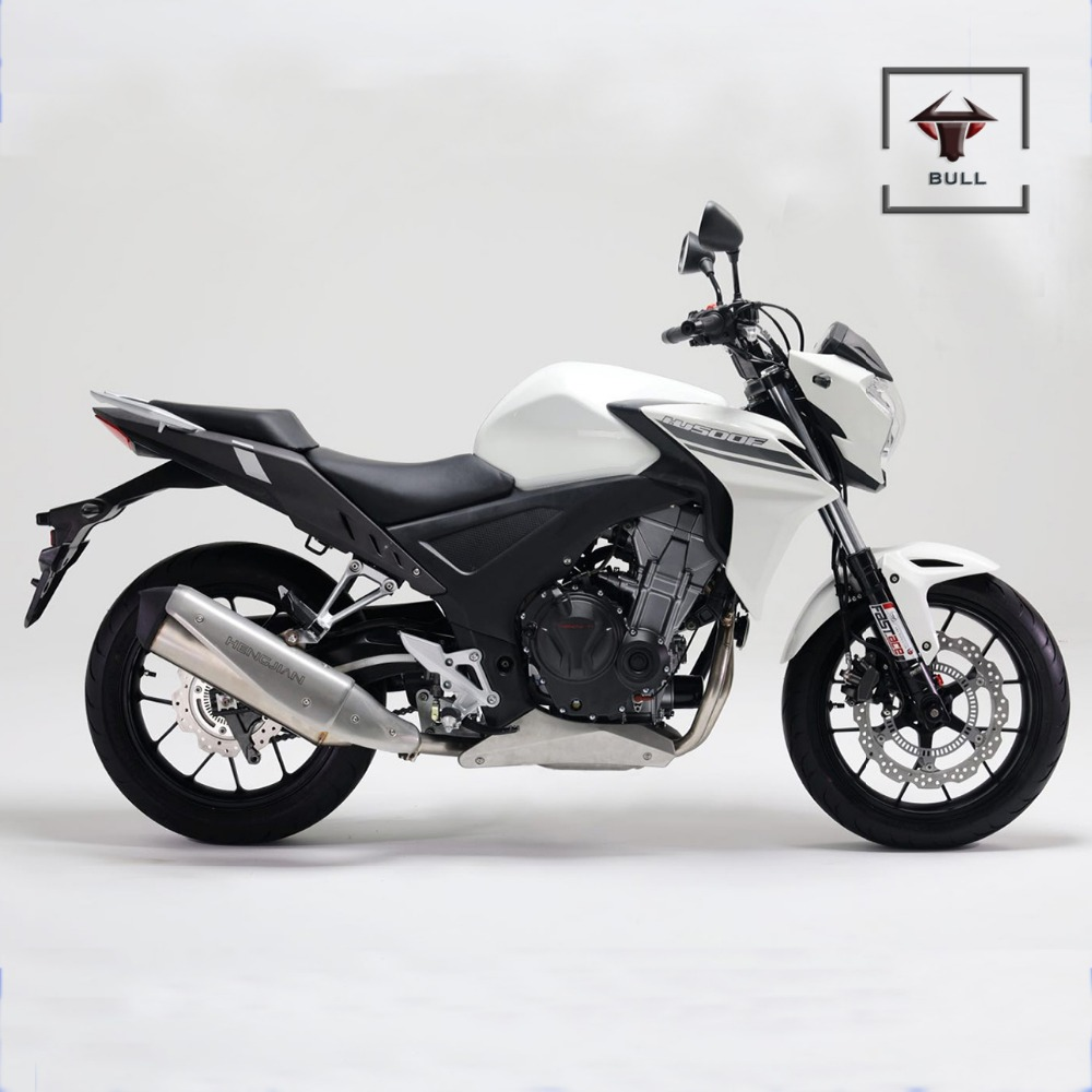 Bull 2018 New Type 500R CC CBR Heavy Racing Motorcycle