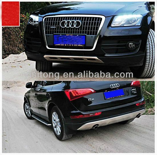 Advanced auto parts Rear bumper guard for Audi Q5 bumper