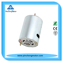 High speed 12v dc NdFeB magnet electric toy motors