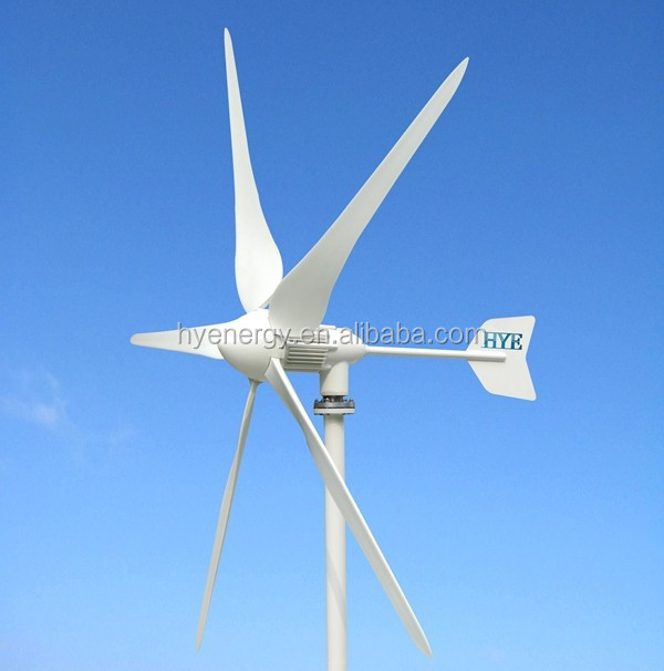 1000w wind mill turbine 1kw 48v wind turbine generator