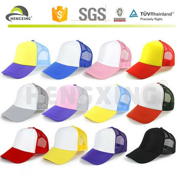 Promotional Fashion Trendy 5 Panel Trucker Hat