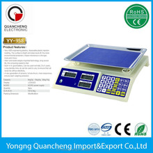 price electronic balance scale 30kg Digital Price Computing Scale for Grocery Deli Retail
