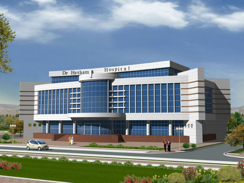High profitable hospitals and medical centers partnership in Sudan