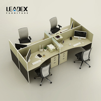high end office desk, guangdong office furniture, modular office workstation