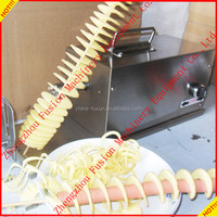 CE approved!!! twisted ribbon potato fries cutter