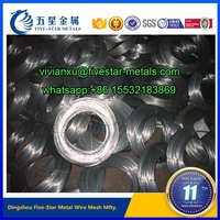 New Promotion HOT DIPPED GALVANIZED WIRE with great price