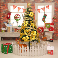 Promotional Gift Decorative Swinging Falling Snow Christmas Tree