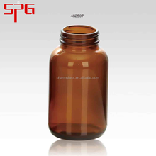 Factory direct sales all kinds of wide mouth 250ml amber glass spray bottle