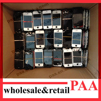 buy broken lcds display screen for iphone 4g 4s 5 5s 5c 6 6 plus
