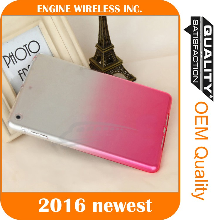 ultra slim tpu colorful case cover case for ipad mini,for ipad cover
