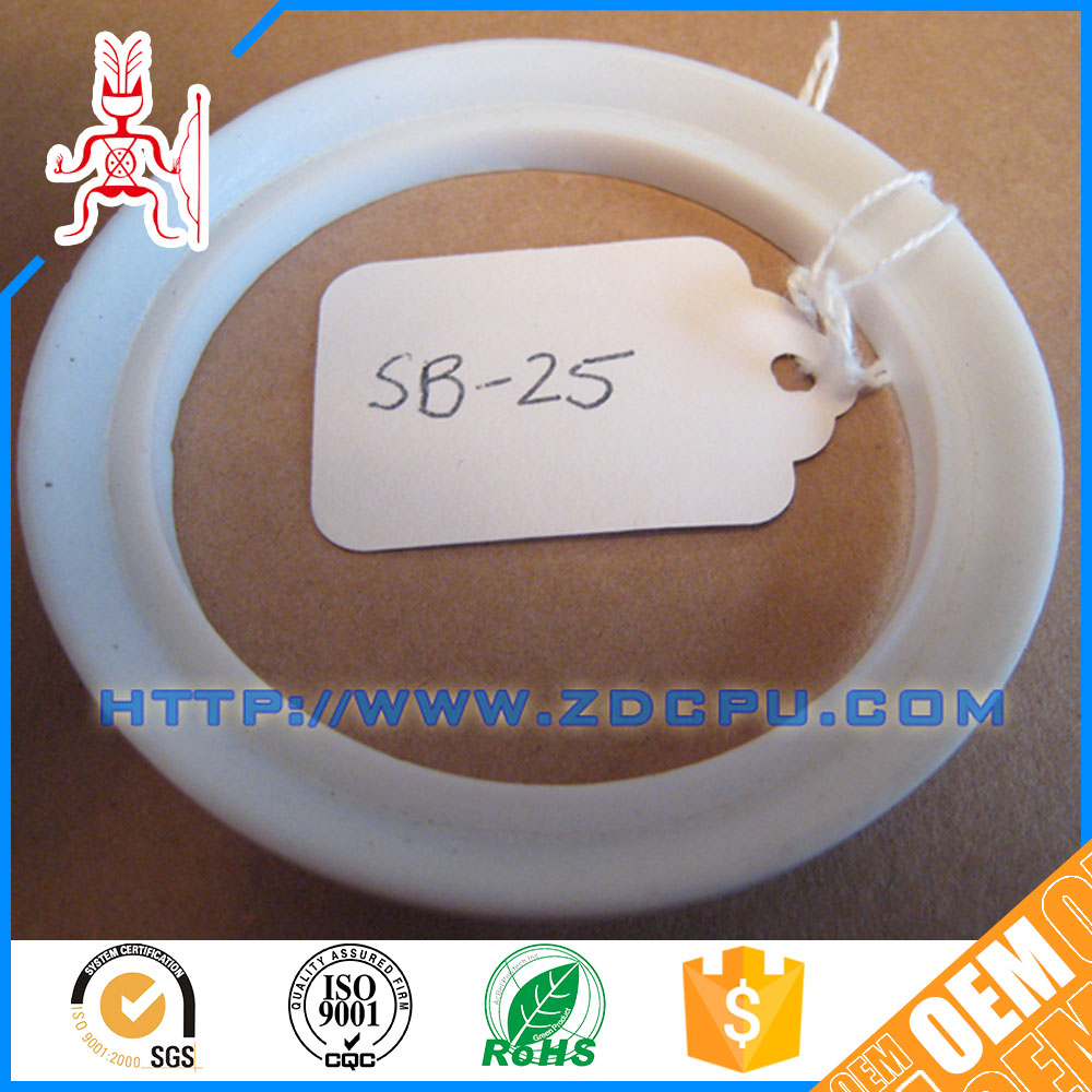 High precision customized wear resistant foot valve ptfe envelope gasket