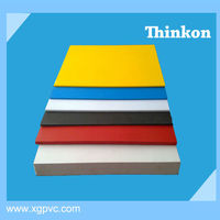 Rigid PVC Plastic Sheets form Guangdong manufacturer