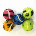 mini tennis balls pet toy balls