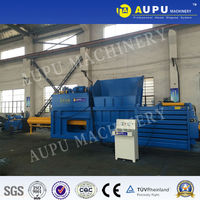 EPM-100 waste paper compactor machine With ce agent