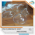 Custom designed polycarbonate roof domes/sheet for homes roof domes