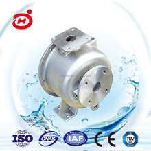 high quality stainless steel precision castings pump impeller