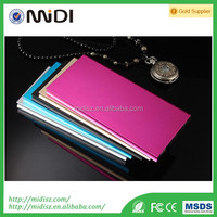 Wholesale price 8000mah book power bank for mobile phone, OEM&ODM order available