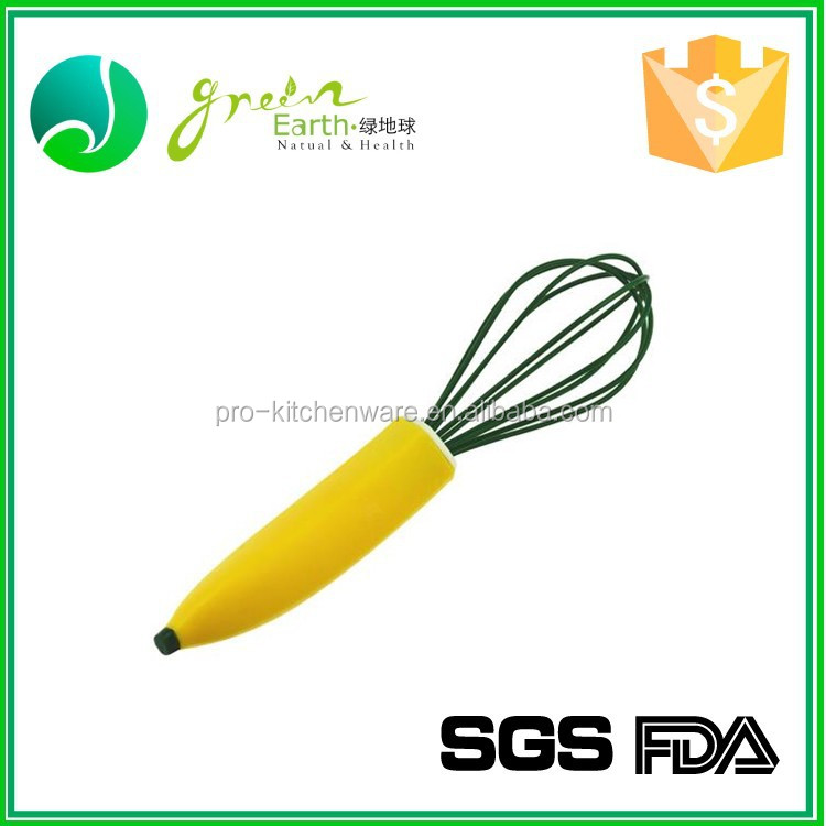 Colorful new style Stainless Steel CB fly wonderhand power kitchen battery operated whisk