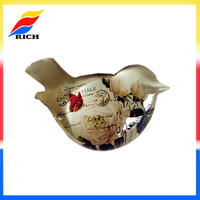 bird shape crystal paperweight crystal showpieces