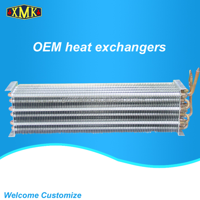copper tube breeze air evaporative cooler new design condenser/air cooler