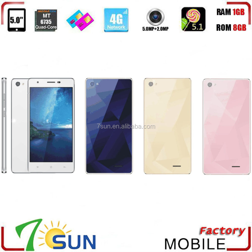 china supplier V11 celulares smartphones 4g