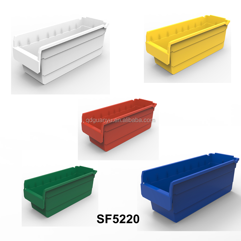 Plastic storage box, Small parts storage, New plastic container SF5220