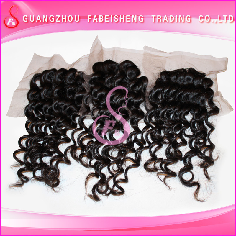 2014 new arrival hot beauty dropshipping 5a grade 100% silk base lace frontal closure