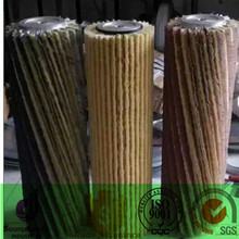 custom industry Mexico tampico fiber bristle clean roller sanding brushes for wood furniture