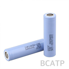Cylindrical 18650 Samsung 29E Lithium ion Battery rechargeable cell 18650 2900mah 3.7v Samsung INR18650-29E