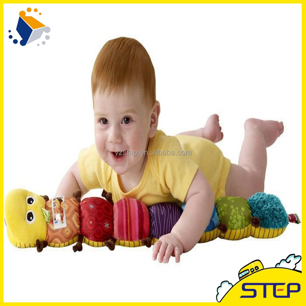 2016 Factory Wholesale High Quality Safe Baby Plush Stuffed Toy Lamaze Baby Toy ST163252