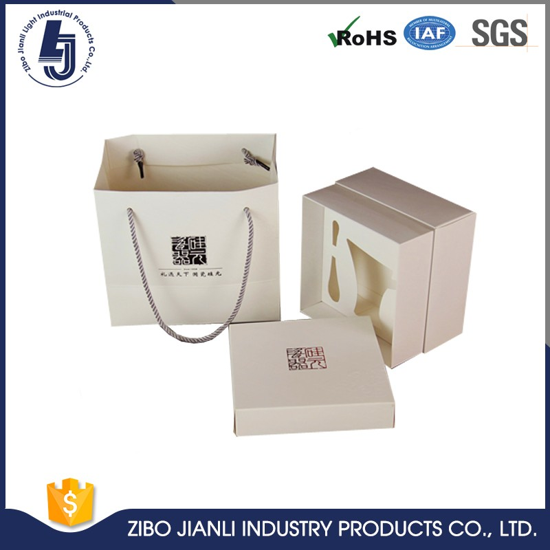 Custom made luxury 300 gsm paper box packaging gift