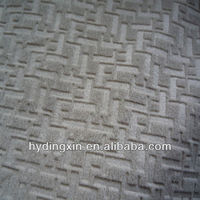 100% Polyester Embossed Fabric for Bus Seat Covers