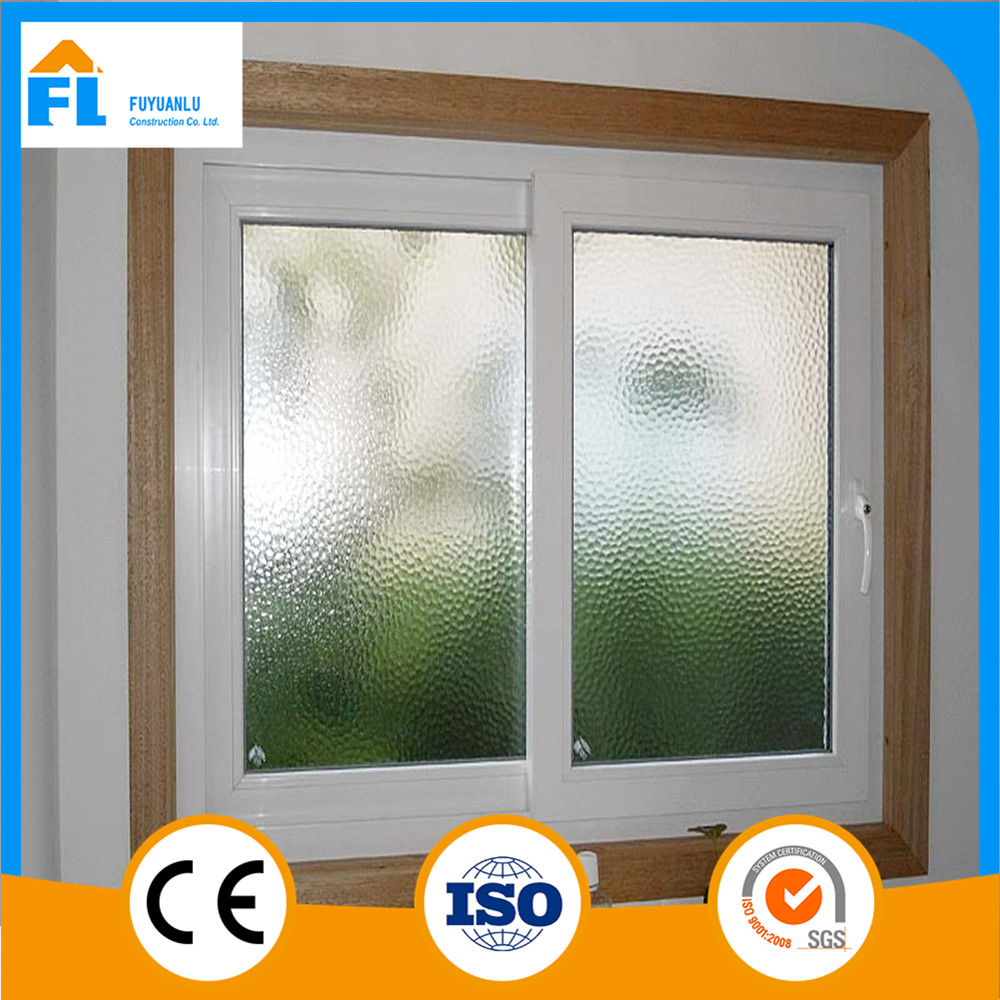 High Quality kitchen used upvc window sliding window