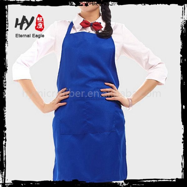 Customized nursing cotton apron with great price