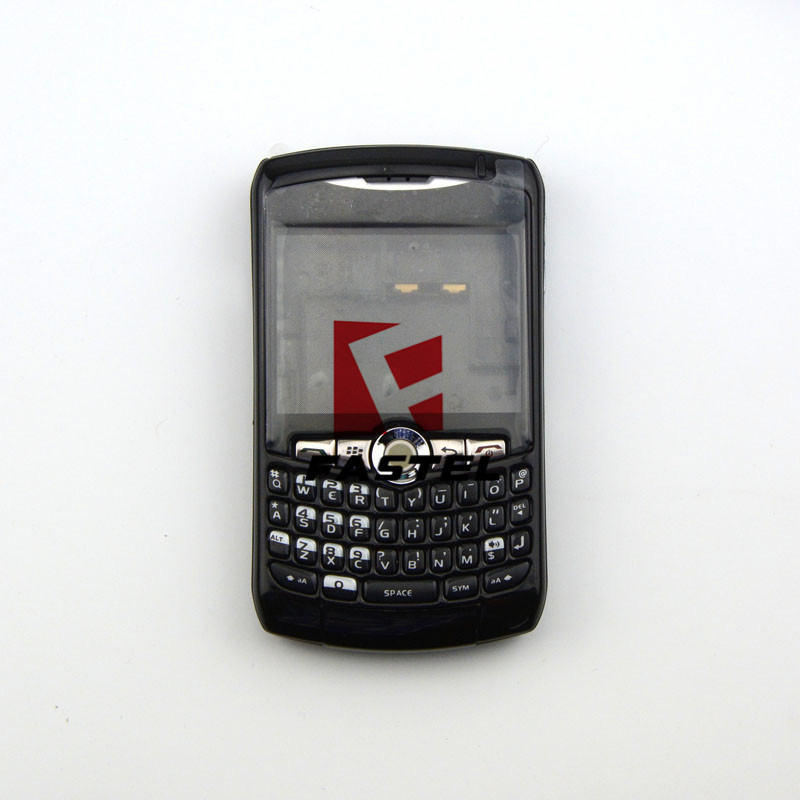 For BlackBerry Curve 8300 8310 8320 Original New Full Complete Mobile Phone Housing Cover Case+Keypad ( No joystick )