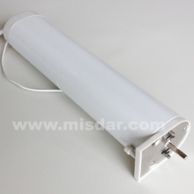 Wireless remote electric drapery motor, electric curtain opener, motor for electric curtain