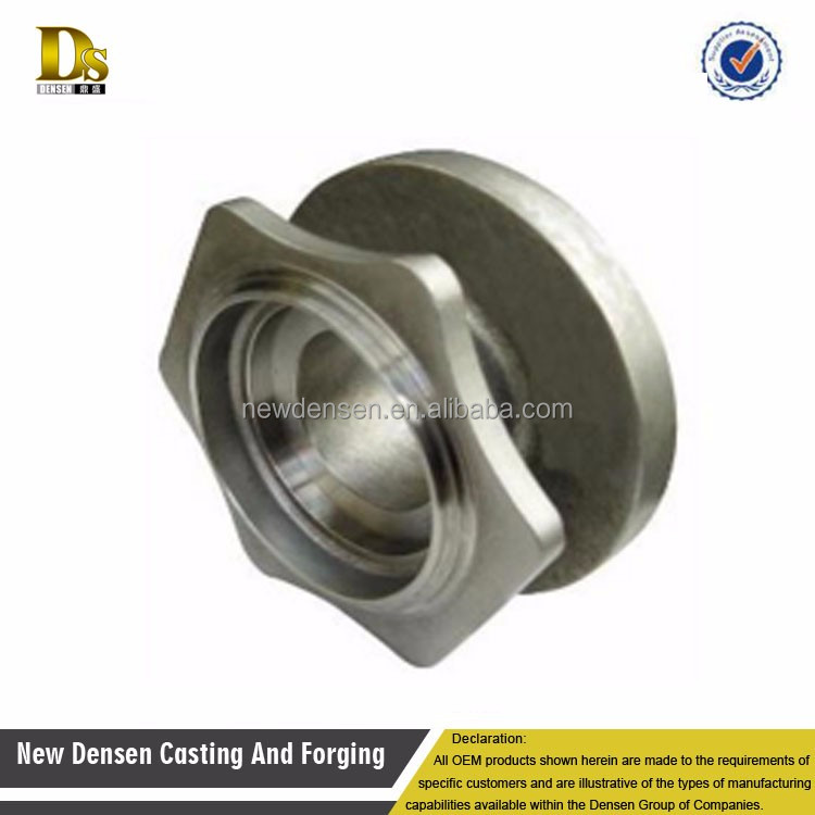 OEM processing ASTM standard iron casting foundry and die casting