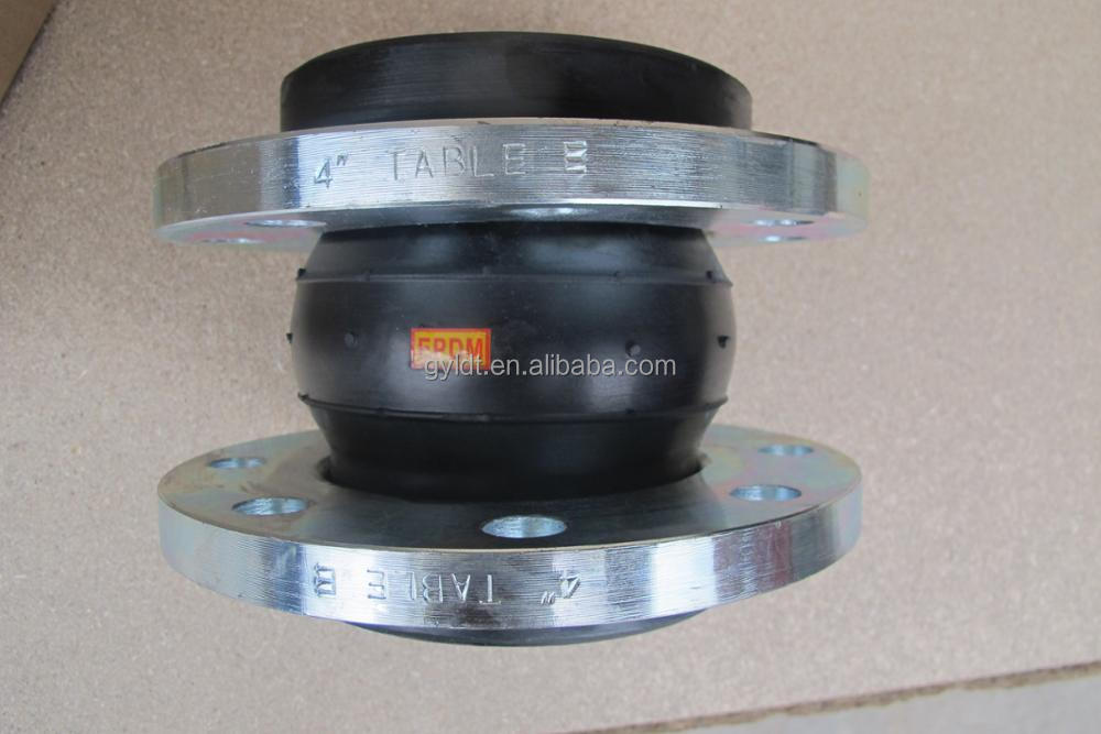 rubber expansion joint dn125